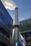 Waste Incinerators Stock Image
