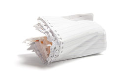 Waste Papers Stock Photo