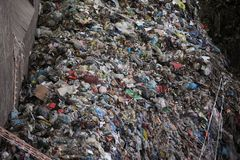 Waste Pile Stock Photography