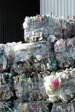 Waste piles Stock Photography
