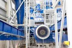 Free Waste Plant Inside Process Storage Methane Oil Organic Royalty Free Stock Photos - 54764098