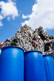 Waste Recycling  Royalty Free Stock Image