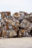 Waste recycling - Stock Image Stock Photo