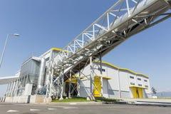 Waste-to-energy facility Stock Image