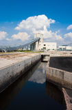 Waste water treatment systems Royalty Free Stock Photo
