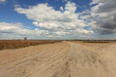 Wasteland stock photos