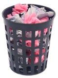 Корзина Wastepaper Стоковые Изображения RF