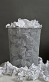 Wastepaper Stock Photos