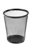 Wastepaper Basket Stock Images