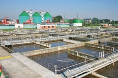 Wastewater Royalty Free Stock Photography