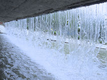wastewater Fotografia Stock Libera da Diritti