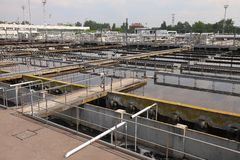 wastewater Photo libre de droits