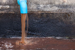 wastewater images libres de droits