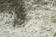 Wastewater discharge  background Royalty Free Stock Photography