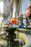 Wastewater pumping station, Tel-Aviv Stock Photography