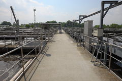 Wastewater Royalty Free Stock Images