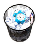 Wasting time Royalty Free Stock Photo