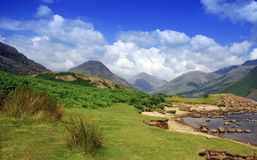 Wastwater Photographie stock