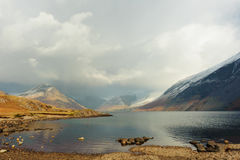 Wastwater Stock Foto's