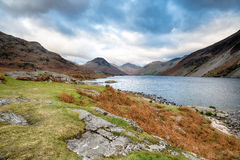 Wastwater in Cumbria Stock Photography