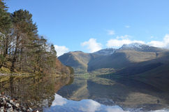 Wastwater Cumbria royalty free stock photography