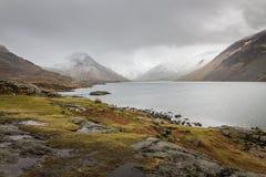 Wastwater dans le secteur de lac, Angleterre Photos libres de droits