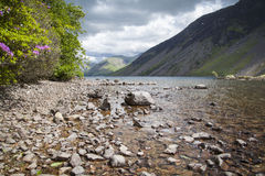 Wastwater jezioro Obraz Royalty Free