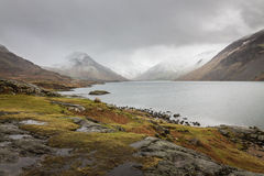 Wastwater in Lake District, England Royalty Free Stock Photos