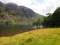 Wastwater, Lake District, England Stock Images