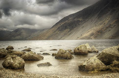 Wastwater Lake, Lake District, United Kingdom Royalty Free Stock Image