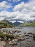 Wastwater stones Royalty Free Stock Photo