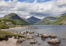 Wastwater stones Stock Images