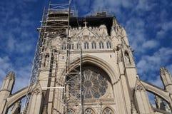 Waszyngtońska Krajowa katedra obraz royalty free