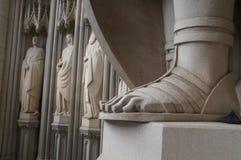 Waszyngtońska Krajowa katedra zdjęcia royalty free
