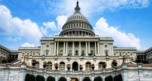 Waszyngtoński Capitol budynku usa zdjęcie stock