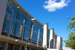 Waszyngtoński convention center wymieniający na cześć miasta mayor opóźniony Walter E washington Zdjęcia Royalty Free
