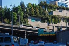 Waszyngtoński konwencja handlu i konwenci centrum, Seattle, Waszyngton obraz royalty free