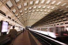 Waszyngtoński metro Obraz Royalty Free