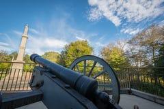 Waszyngto?ski skrzy?owanie Historycznego parka, Pennsylwania, usa fotografia stock