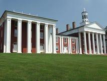 Waszyngtoński i Zawietrzny uniwersytet Zdjęcie Royalty Free