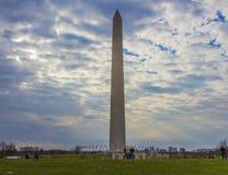 Waszyngtoński pomnik Zdjęcie Stock