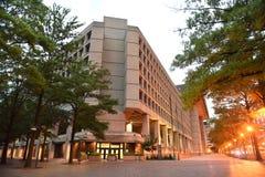 Waszyngton, DC - Czerwiec 02, 2018: FBI, Federacyjny biuro Investig Fotografia Stock