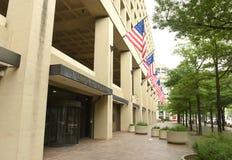 Waszyngton, DC - Czerwiec 02, 2018: FBI, Federacyjny biuro Investig Obraz Stock