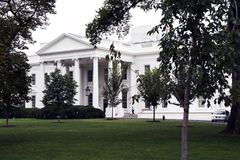 Waszyngton dc domu white Obrazy Stock