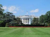 Waszyngton dc domu white fotografia royalty free