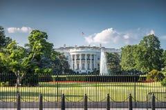 Waszyngton dc domu white Zdjęcia Royalty Free