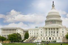 Waszyngton dc nas kapitolu Zdjęcia Stock