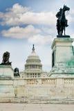 Waszyngton dc nas kapitolu Fotografia Royalty Free
