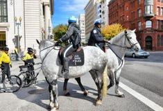 Waszyngton, DC parka policja Fotografia Stock