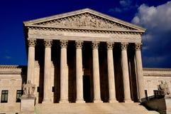 Waszyngton, DC: Sąd Najwyższy Stany Zjednoczone Fotografia Royalty Free